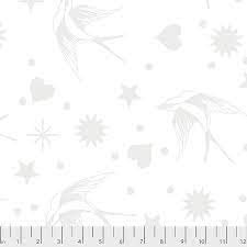 Tula Pink Fairy Flakes Paper PWTP157.PAPER