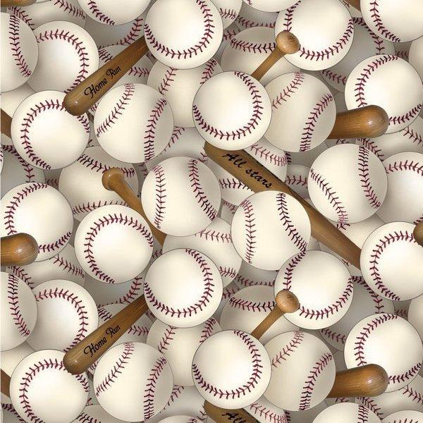 Sports Baseballs 112 White
