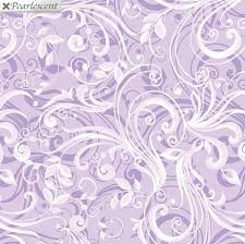 Pearl Ballet Scroll Lilac 9840P06