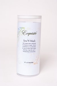Exquisite Sew'N Wash 9x12yd