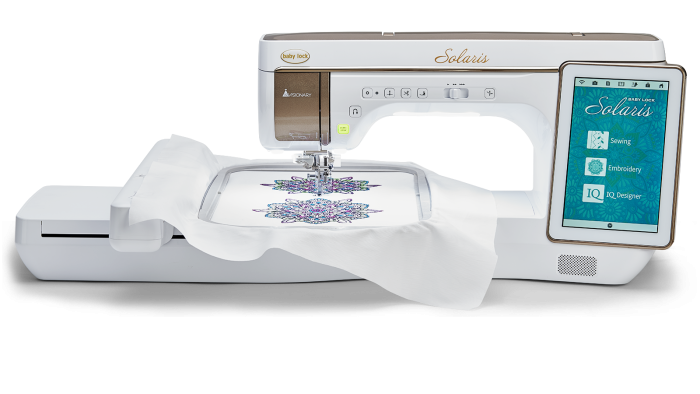 Baby Lock Solaris 2 Embroidery & Sewing
