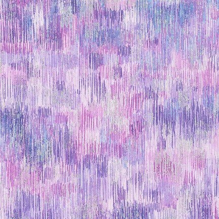 Fusions Brushwork Lavender SRKM-18059-23