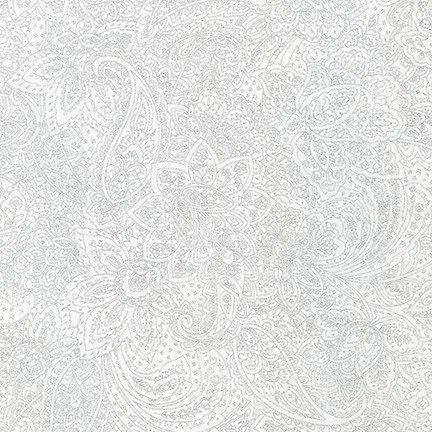 Whisper Metallics Blanc SRKM-19222-303