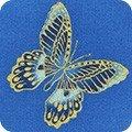 Bella Mariposa SRKM-19822-4 Blue