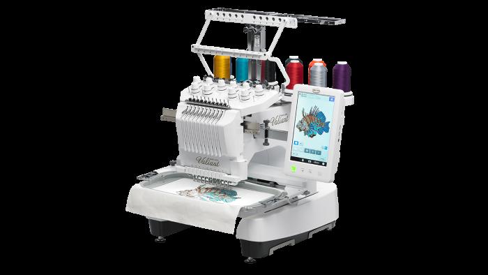 Babylock Valiant 10 Needle Embroidery Machine
