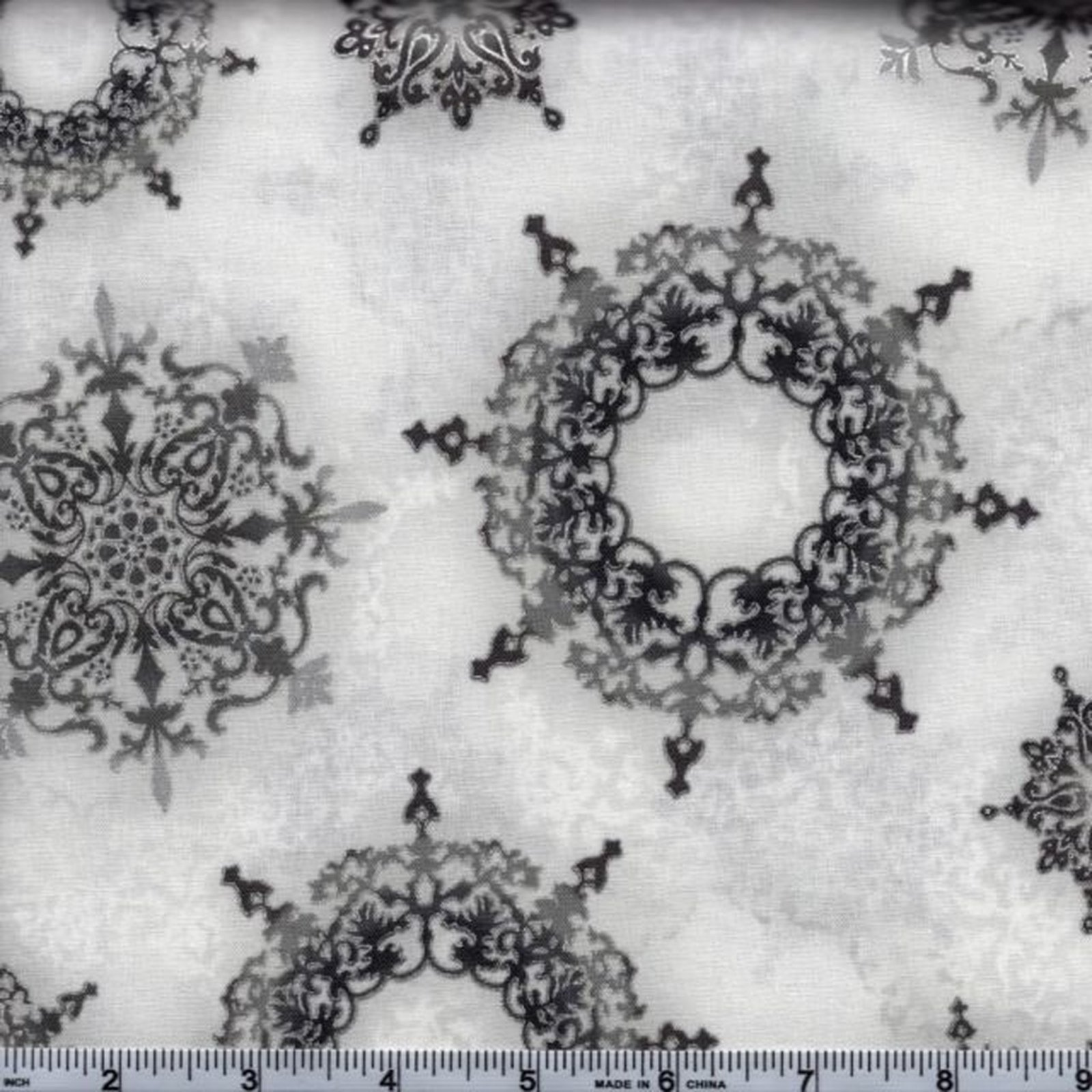 Winter's Grandeur 4 Silver SRKM-15886-186