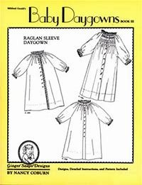 Baby Daygowns Book III
