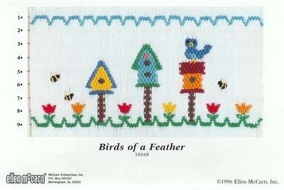 Bird's of a Feather