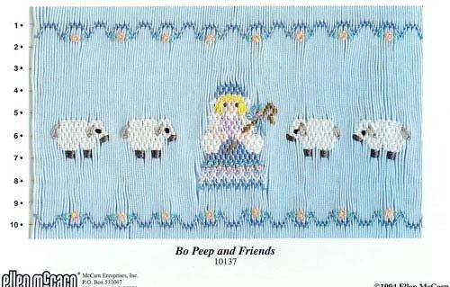 Bo Peep & Friends