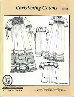 Christening Gowns Book I