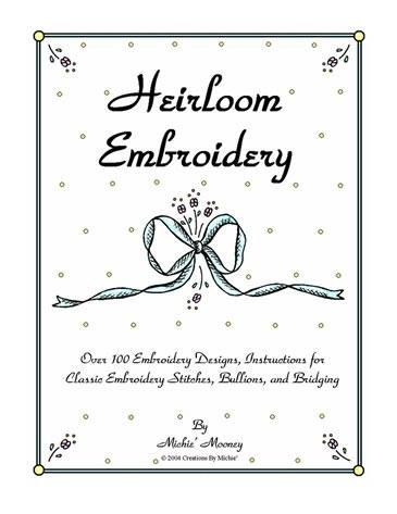 Heirloom Embroidery