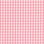 1/8 Pink Gingham Check