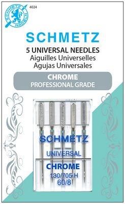 Schmetz Chrome Universal 60/8