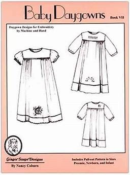 Baby Daygowns VII