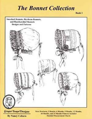 Bonnet Collection I Book
