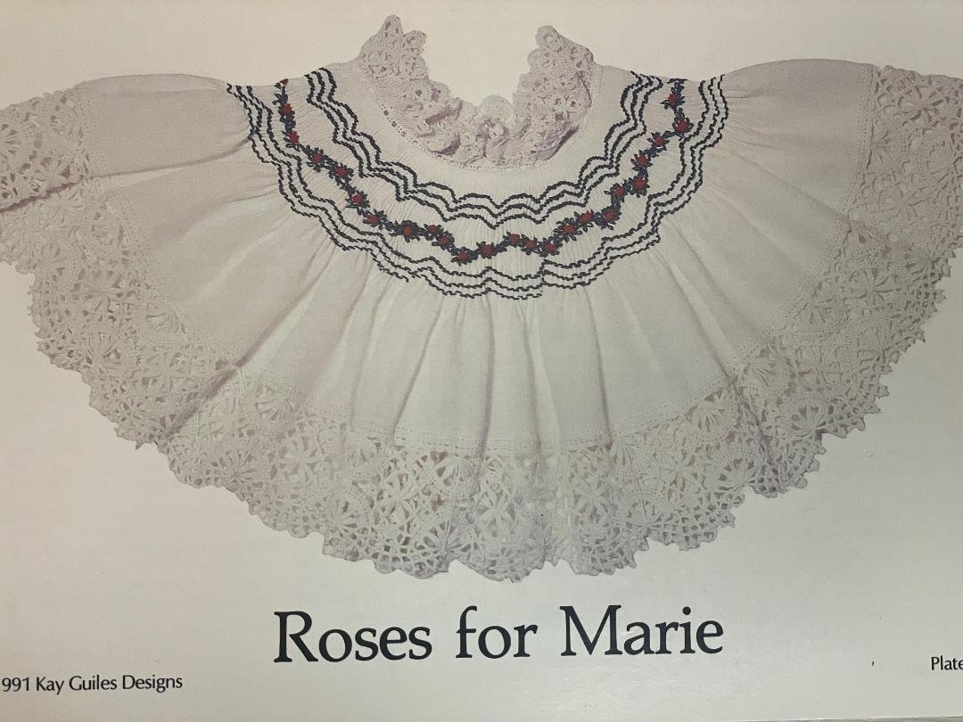 Roses for Marie