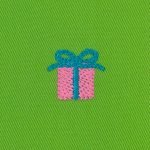 Presents on Twill