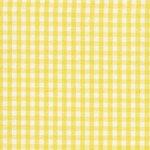 1/8 Yellow Gingham Check