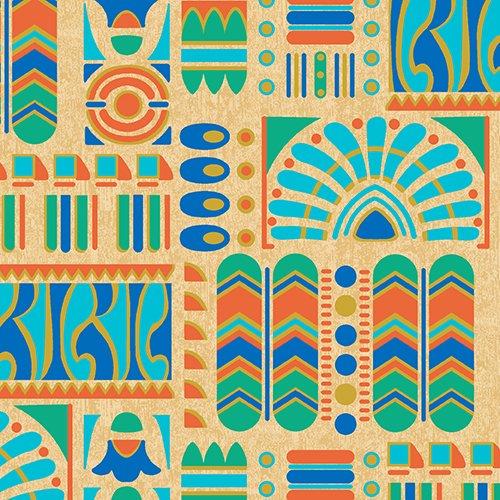 Downton Abbey Egyptian - Tan
