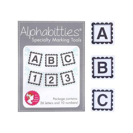 Alphabitties - Grey