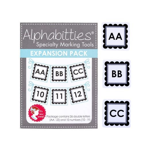 Alphabitties - Expansion Pack