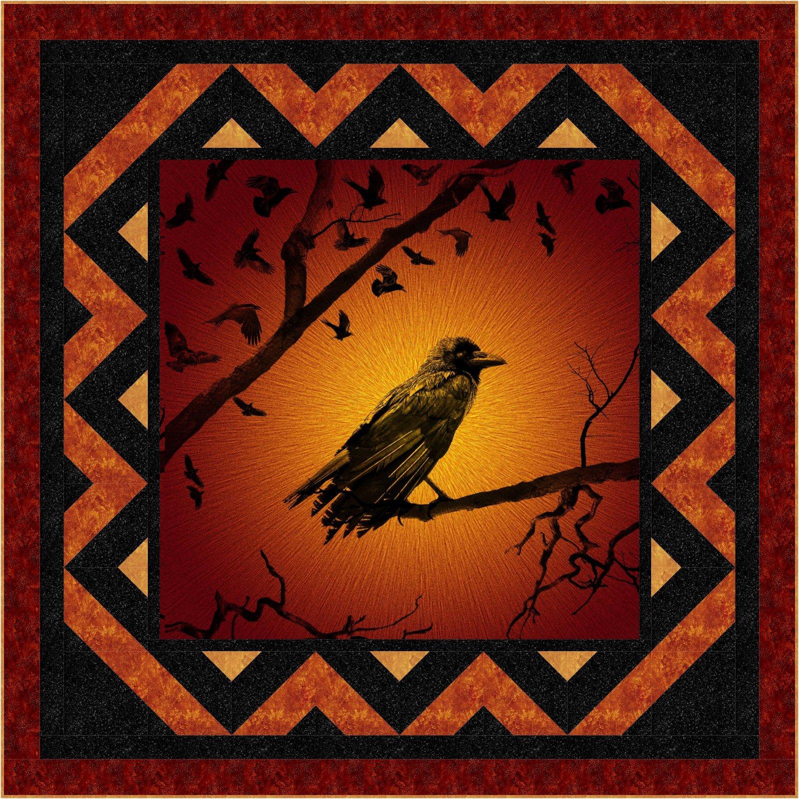 Haunted Blackbird