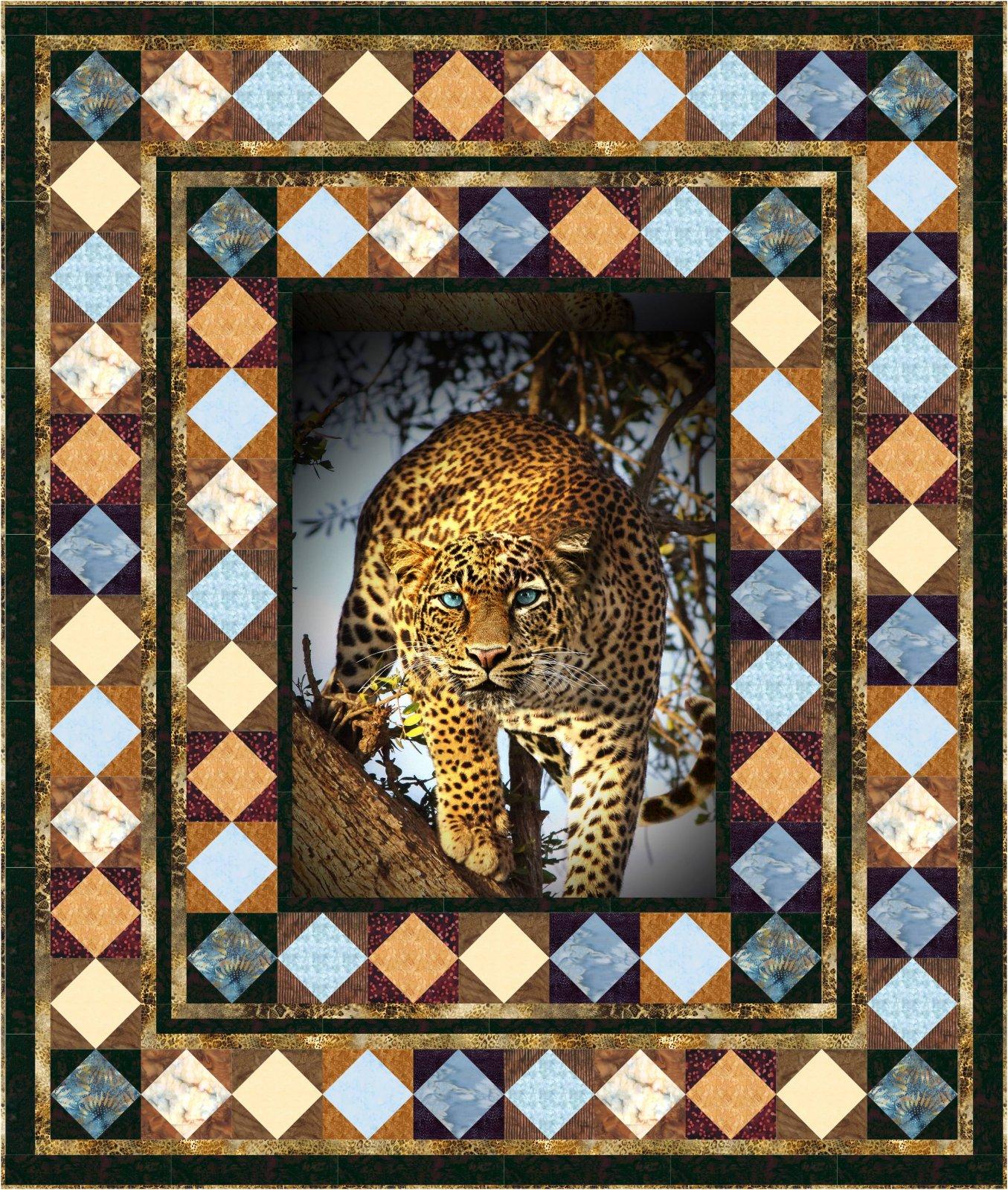 Leopardo Di Caprio