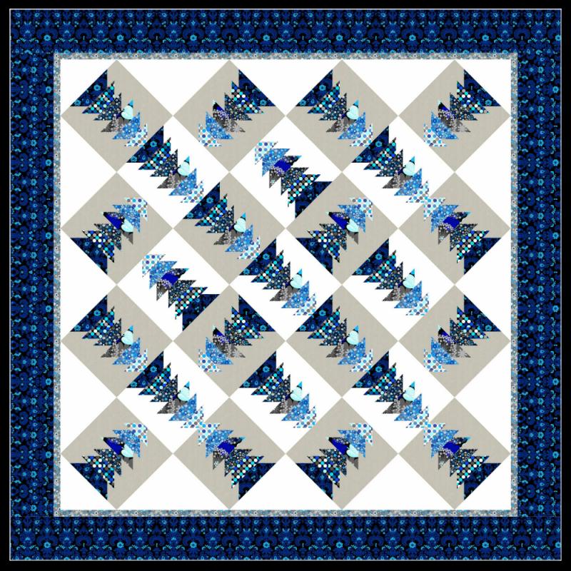 Modern Sapphire