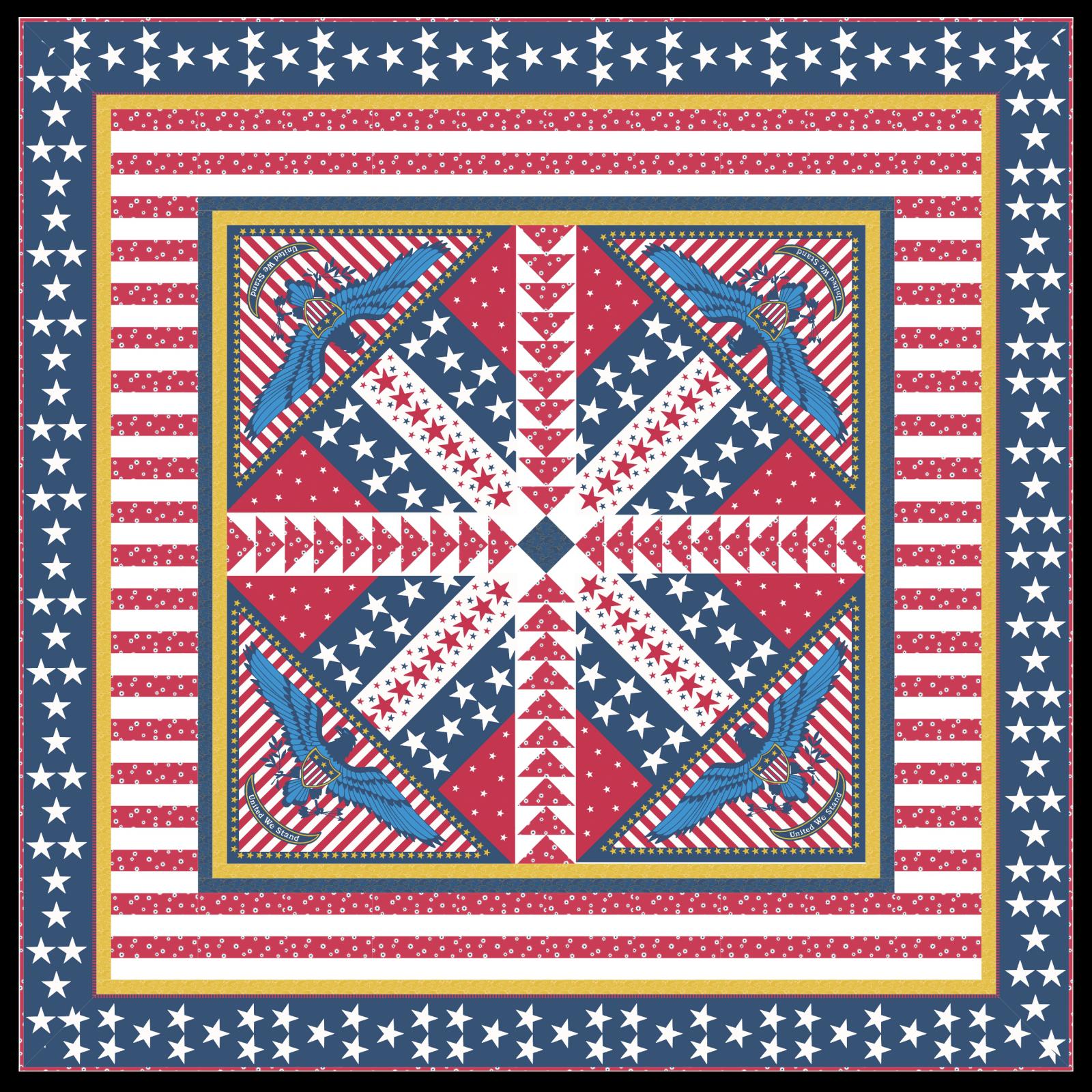 Pride & Honor Pattern