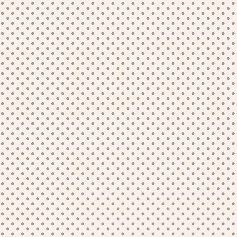 Classic Basics - Tiny Dots Gray