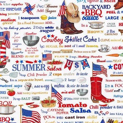 Kiss The Cook Americana