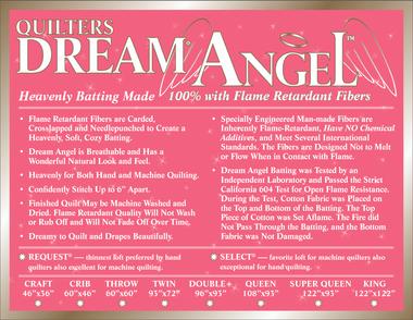 Dream Angel crib