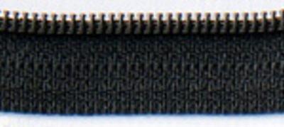 22 zipper Basic Black - Atkinson