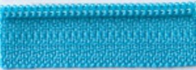 22 zipper Turquoise Splash - Atkinson