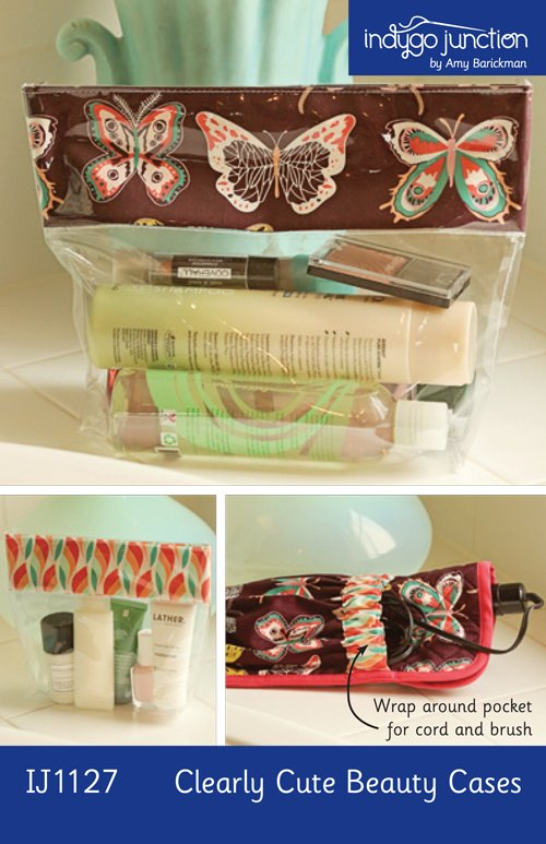 Clearly Cute Beauty Case