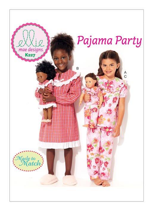 Pajama Party Girls