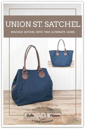 Union Street Satchel