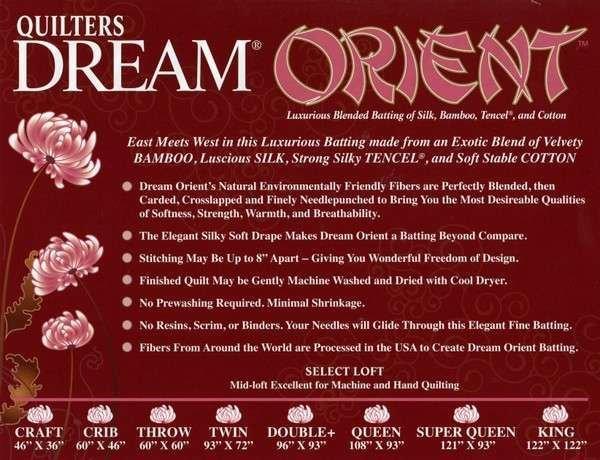 Dream Orient Queen