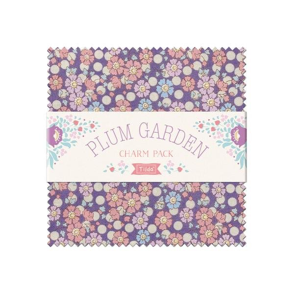 Plum Garden Charm Pack