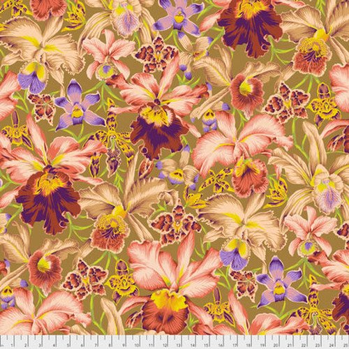 Orchids - Brown
