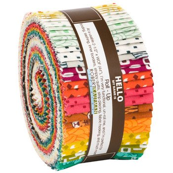40 Piece Jellyroll - LIBRARY