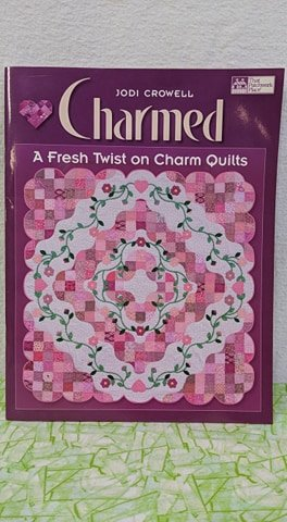 Charmed: A Fresh Twist on Charm Quilts