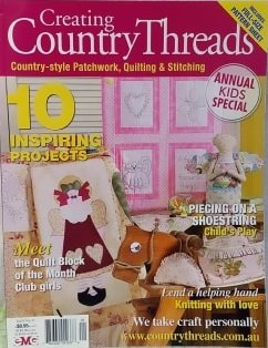 Creating Country Threads Vol 9 No 11