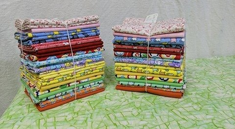 Old Fashion Fat Quarter Pack