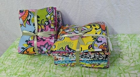 Vibrant Colors Fat Quarter Pack