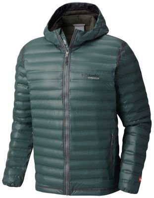 SALE - Columbia Men's Outdry Ex Gold Down Hooded Jacket