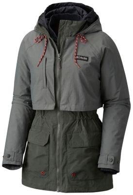 SALE - Columbia Women's Jacket of All Trades Interchange