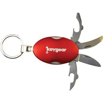 KeyGear 4-in-1 Multi-Tool