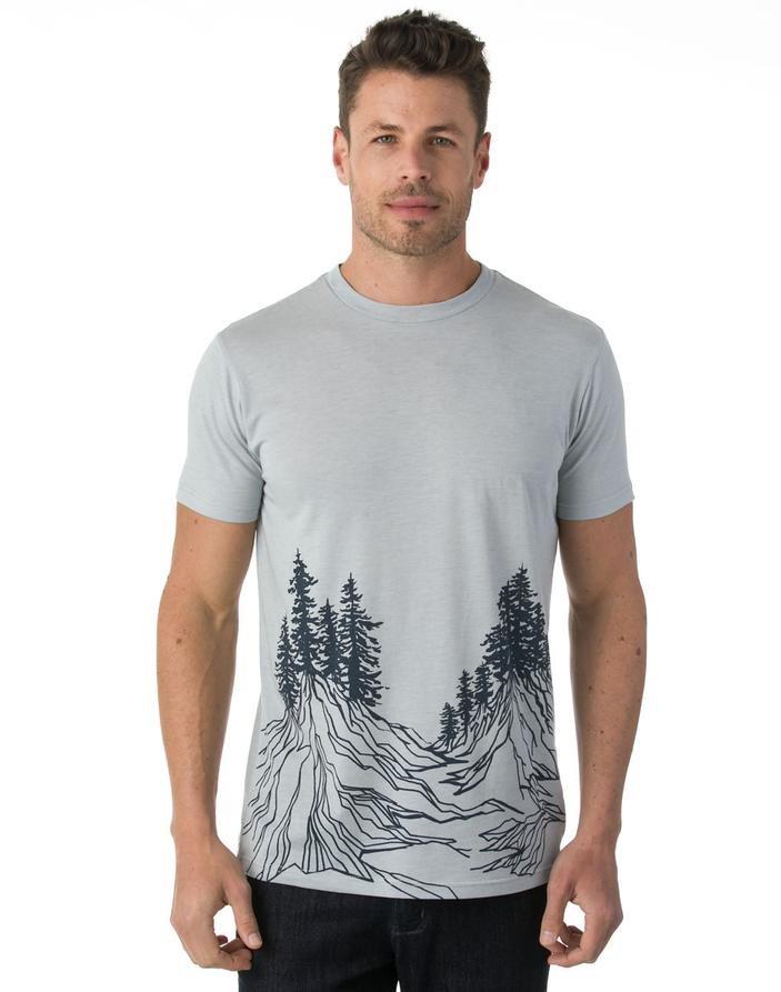 tentree Men's Foxglove