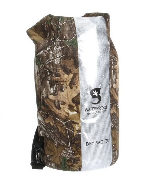 Gecko Durable View Dry Bag 30L Realtree